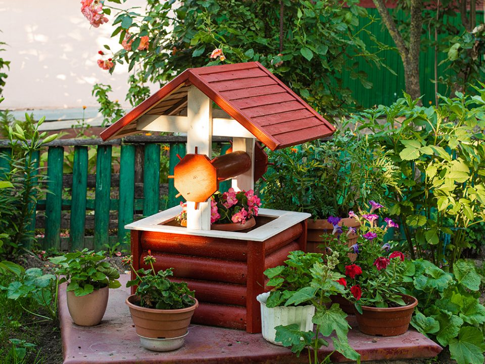 outdoor ideas for small spaces